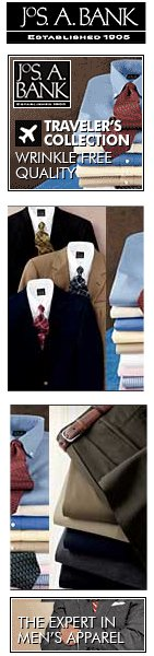 Jos. A. Bank Online Store - Tuxedo Suits, Johnston & Murphy Shoes, Royal Oxford Shirts, Cufflinks, Watches
