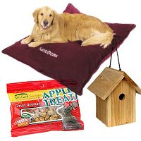 Dr. Noy's Small Frosty Dog - Pet Supplies Warehouse for Pet Supplies Online!